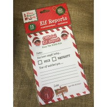 Elf Report Cards