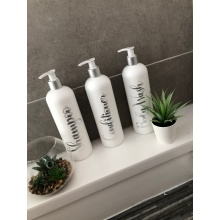 Mrs Hinch Inspired Bathroom Pump Bottles